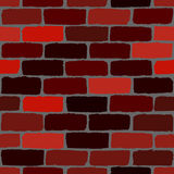 Brickwall Seamless Royalty Free Stock Photos