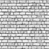 Brickwall senza cuciture Fotografia Stock