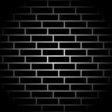 Brickwall / stone wall repeatable pattern with irregular tiling. Stock Photo