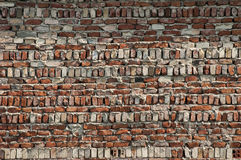 Brickwall velho do grunge Fotos de Stock Royalty Free