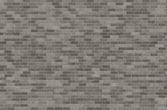 Brickwork. The new brickwork. Mosaic, in neat rows, light-dark gray background Stock Photo