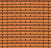 Brickwork of the American fence Royalty Free Stock Photo