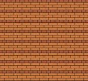 Brickwork Amerykański ogrodzenie Zdjęcie Royalty Free