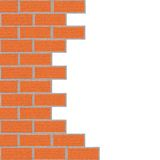 Brickwork background Stock Image