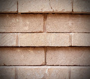 Brickwork background Royalty Free Stock Images