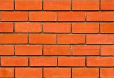 brickwork ceglana czerwień Zdjęcie Stock