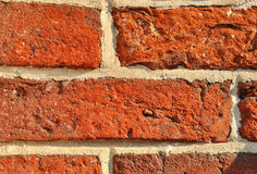 Brickwork closeup Royalty Free Stock Images