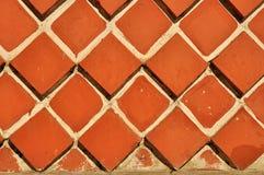 Brickwork decor Stock Photography