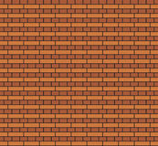Brickwork of the English ligation Stock Photo