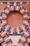 brickwork ozdobny Zdjęcie Stock