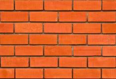 Brickwork from red brick Stock Photo