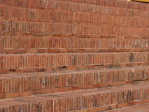 Brickwork steps Royalty Free Stock Photos