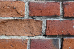 The brickwork texture Royalty Free Stock Photography