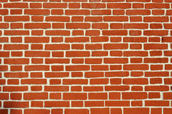 Brickwork wall Royalty Free Stock Photography