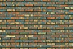 Brickwork walls of the house. Stock Photos
