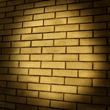 Vintage background old brick wall Stock Photography