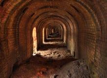 brickyard Royaltyfria Foton