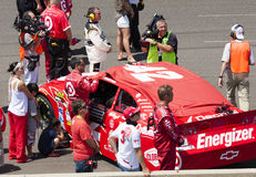 Brickyard 400, 2012 Foto de Stock