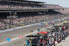 Brickyard 400, 2012 Royalty Free Stock Photo