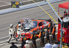 Brickyard 400, 2012 Royalty Free Stock Photos