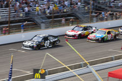 Brickyard 400, 2012 Royalty Free Stock Photography