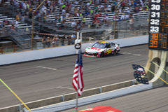 Brickyard 400, 2012 Fotografia de Stock Royalty Free