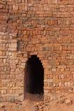 Brickyard chineyingang stock afbeeldingen