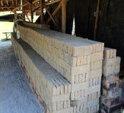 Brickyard Stock Photo
