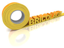 Bricolage Royalty Free Stock Images