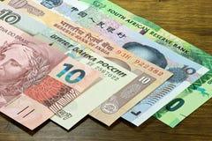 BRICS 01 免版税库存照片