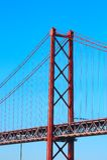 bridżowa ampuła Fotografia Royalty Free
