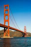 bridżowa brama złota zdjęcie stock