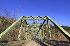 bridżowa Columbia wąwozu rzeka piaskowata Zdjęcie Stock