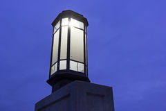 Bridżowa lampa w Harrisburg Obraz Royalty Free