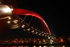 bridżowa noc Obraz Royalty Free