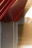 bridżowa struktura fotografia stock
