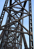 Bridżowe stropnicy obrazy royalty free