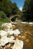 bridżowej Bulgaria jamy pobliski kamienny yagodina zdjęcia royalty free
