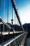 bridżowy łańcuch Zdjęcie Stock