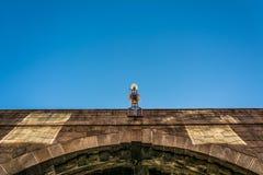 Bridżowy światło Obraz Royalty Free