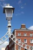 bridżowy Dublin brzęczeń lampionu cent fotografia royalty free