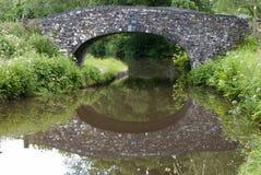 bridżowy kanał Zdjęcie Royalty Free