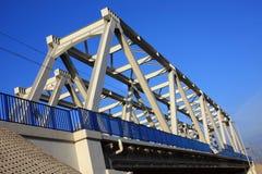 bridżowy kolorowy mały Fotografia Royalty Free