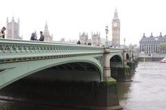 bridżowy London Zdjęcia Stock