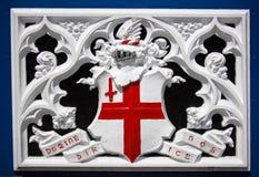bridżowy London wzorów wierza Zdjęcie Royalty Free
