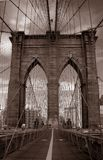 bridżowy Manhattan Obrazy Royalty Free
