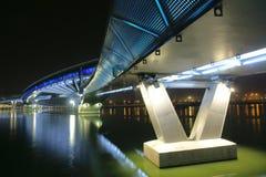 bridżowy nokturn Obrazy Royalty Free