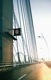 bridżowy nowożytny Fotografia Stock