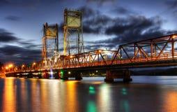 bridżowy półmrok zdjęcie royalty free