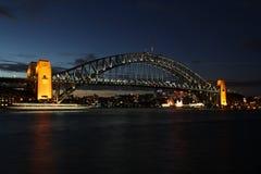bridżowy schronienie Sydney Fotografia Royalty Free